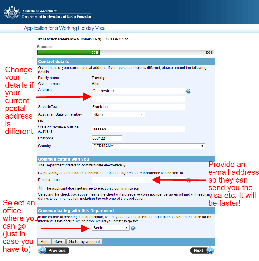 How To Apply For The Working Holiday Visa For Australia