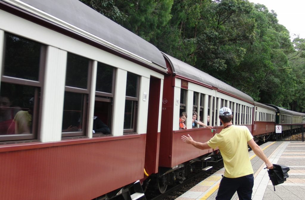 Kuranda Scenic Railway